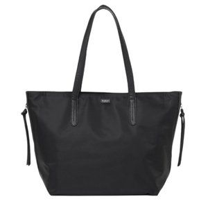 Botkier New York Bond Black Nylon Tote Bag NWT